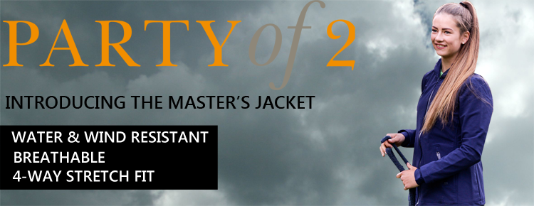 INTRODUCING THE MASTER'S JACKET